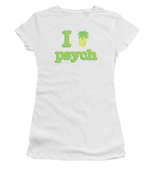 Psych - I Like Psych Women's T-Shirt