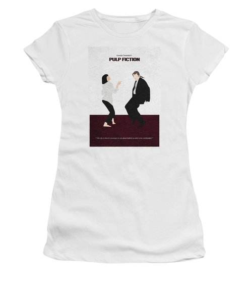 Pulp Fiction 2 Women's T-Shirt