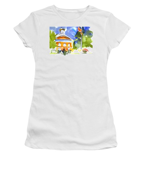 Punch Of Color Women's T-Shirt