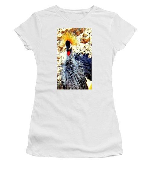 Women's T-Shirt (Junior Cut) featuring the photograph Punk by Faith Williams