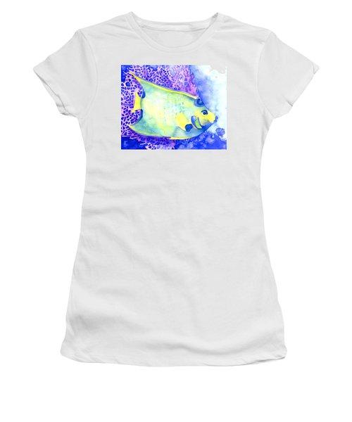 Queen Angelfish Women's T-Shirt
