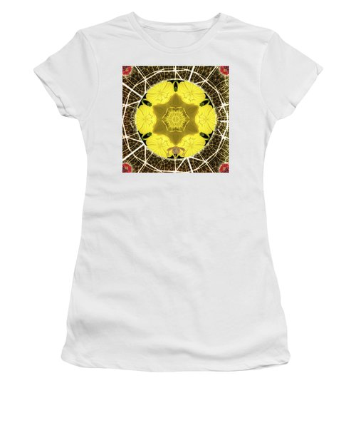 Queen Bee-nectar Of Life Women's T-Shirt (Athletic Fit)