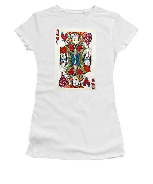 Queen Of Hearts - Wip Women's T-Shirt