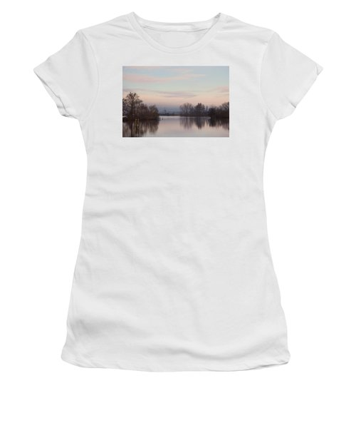 Quiet Morning Women's T-Shirt