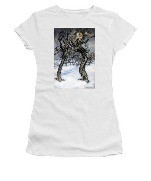 Rackham: Whisper Trees Women's T-Shirt