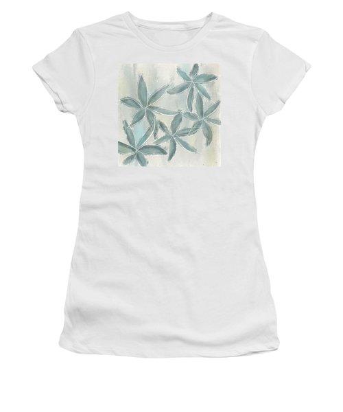 Rain Flowers Women's T-Shirt