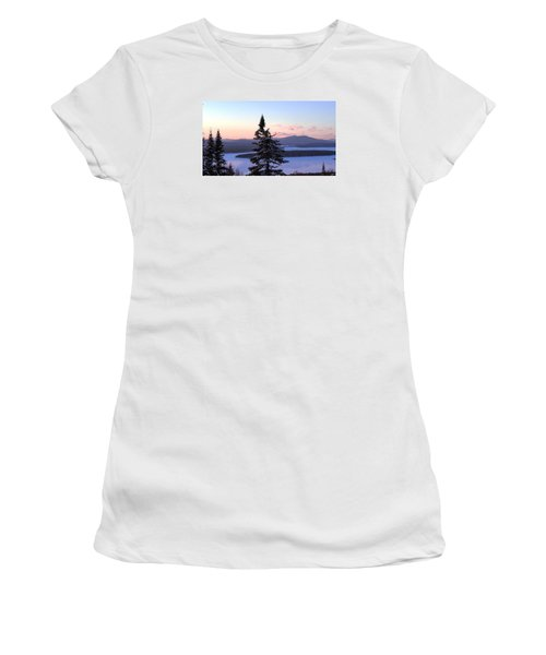 Reaching Higher Women's T-Shirt (Athletic Fit)