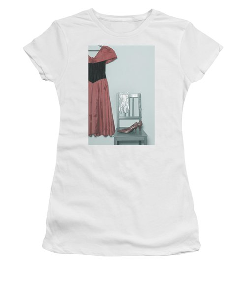 Ready To Go Out Women's T-Shirt