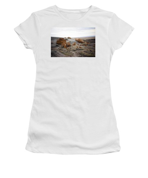 Red Rock Coulee II Women's T-Shirt (Athletic Fit)