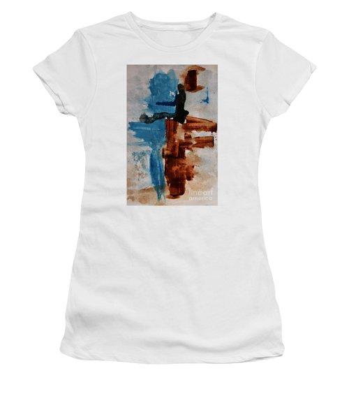 Restart Women's T-Shirt (Athletic Fit)