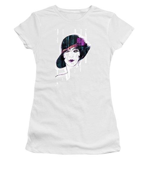 Retro 3d Women's T-Shirt