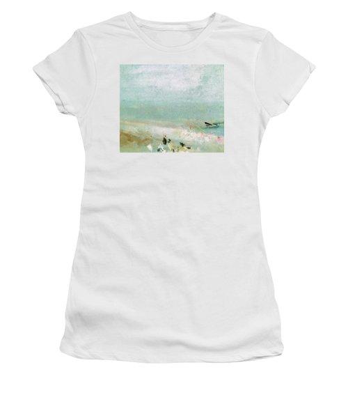 River Bank Women's T-Shirt (Athletic Fit)