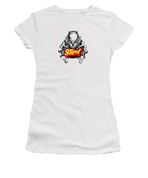 Rock 'n Roll Pirates Women's T-Shirt (Junior Cut) by Scott Ross