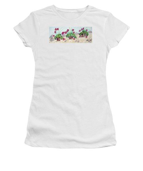 Rock Path Women's T-Shirt (Athletic Fit)