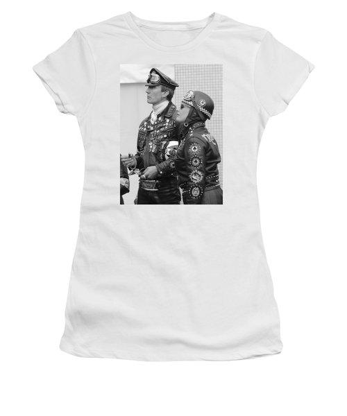 Rockers 2 Women's T-Shirt (Athletic Fit)