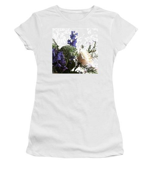#rose #flowers Women's T-Shirt