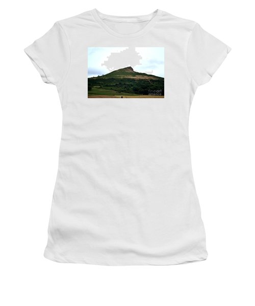 Roseberry Topping Hill Women's T-Shirt