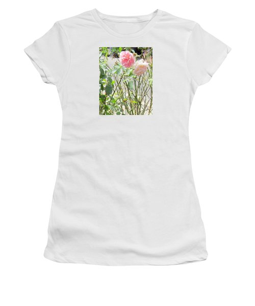 Missing You Greeting Card Women's T-Shirt (Athletic Fit)