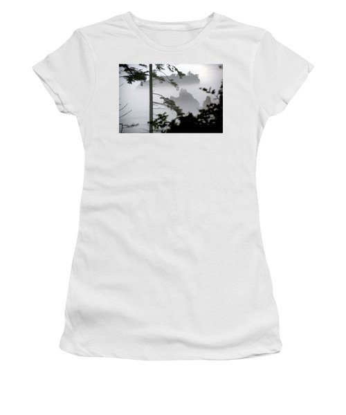 Ruby Beach Washington State Women's T-Shirt