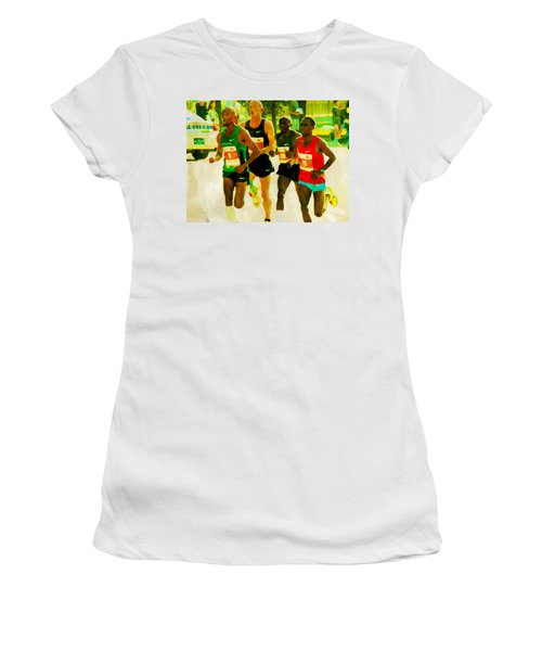 Runners Women's T-Shirt