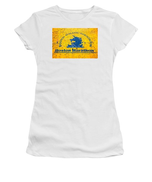 Runners Women's T-Shirt (Athletic Fit)