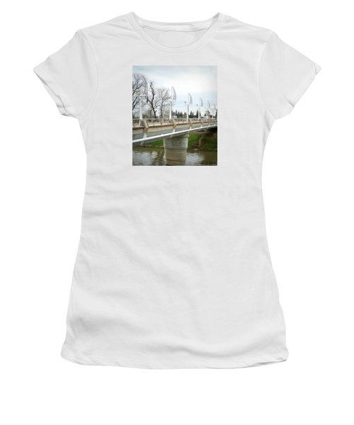 Sactown Water District Women's T-Shirt
