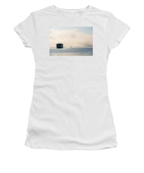 Salish Into The Fog Women's T-Shirt