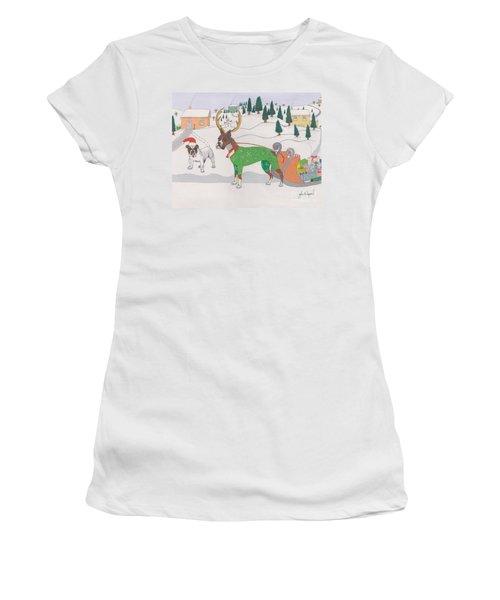 Santas Helpers Women's T-Shirt