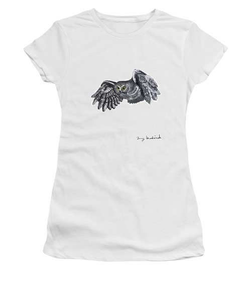 Saw-whet Owl Women's T-Shirt