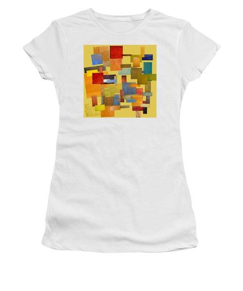 Scrambled Eggs Lll Women's T-Shirt (Athletic Fit)