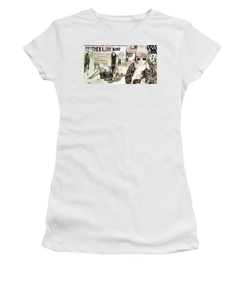 Seattle 1990's Women's T-Shirt (Athletic Fit)