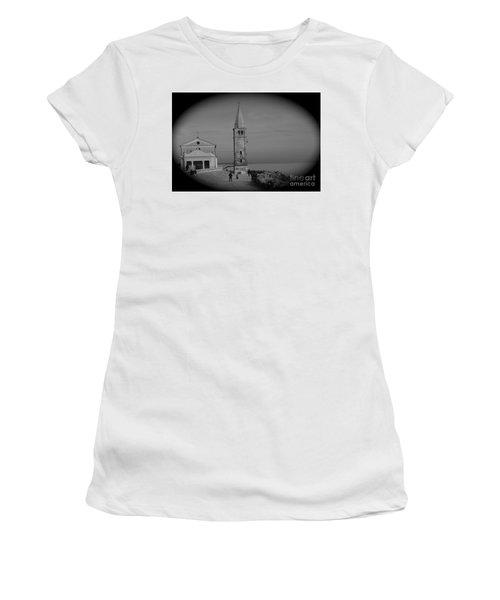 Secret Caorle Women's T-Shirt (Athletic Fit)