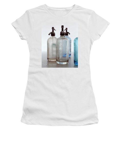 Seltzer Bottles Women's T-Shirt