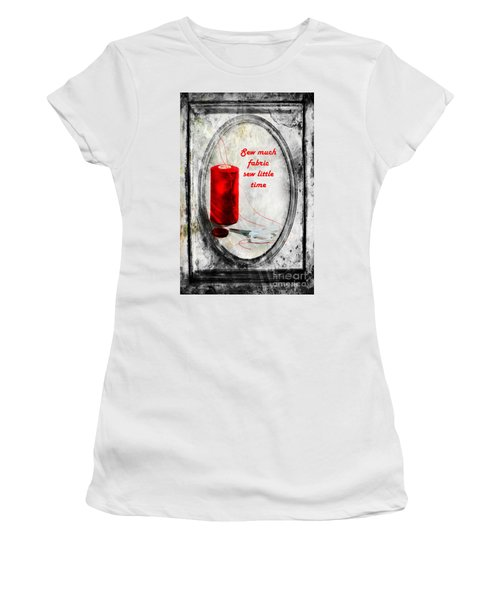 Sew Much Women's T-Shirt