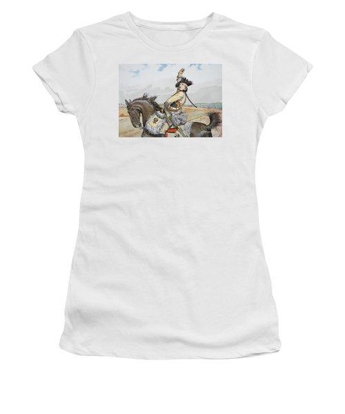 Seydlitz At Rossbach Women's T-Shirt