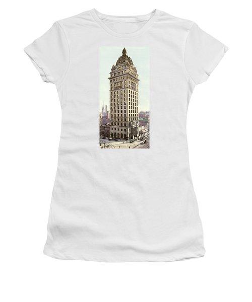 Sf Spreckels Building Women's T-Shirt