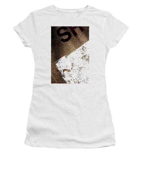 SH Women's T-Shirt (Junior Cut) by Bob Orsillo