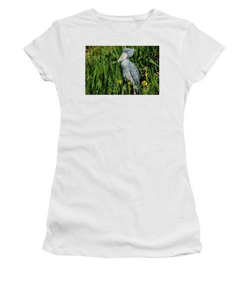 Shoebill Stork Women's T-Shirt