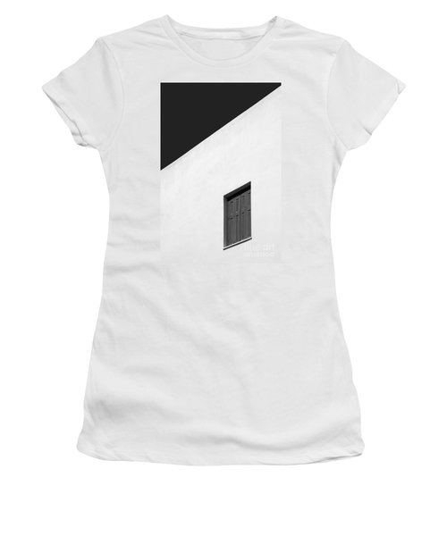 Shuttered Window Women's T-Shirt