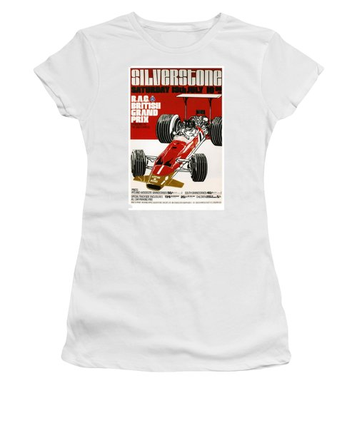 Silverstone Grand Prix 1969 Women's T-Shirt