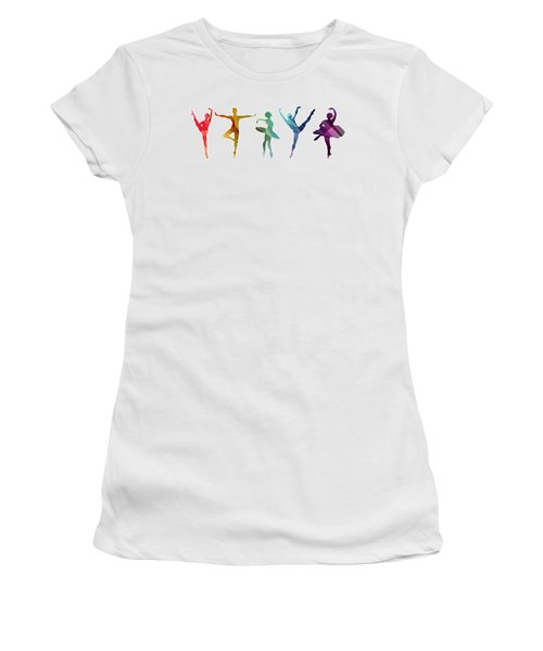 Simply Dancing 3 Women's T-Shirt