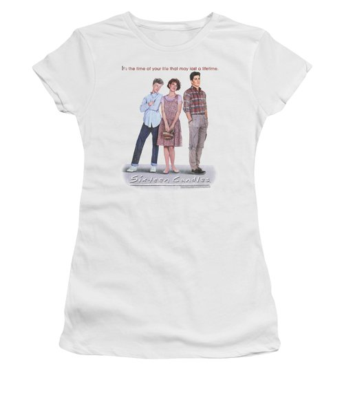 Sixteen Candles - Poster Women's T-Shirt