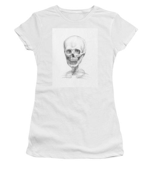 Skull Study Women's T-Shirt