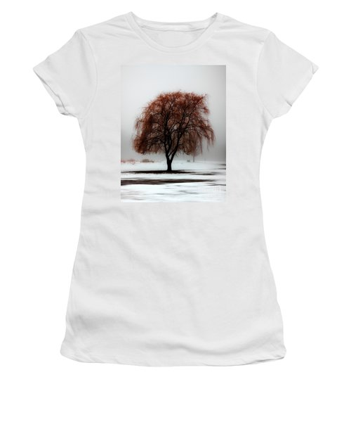 Sleeping Willow Women's T-Shirt