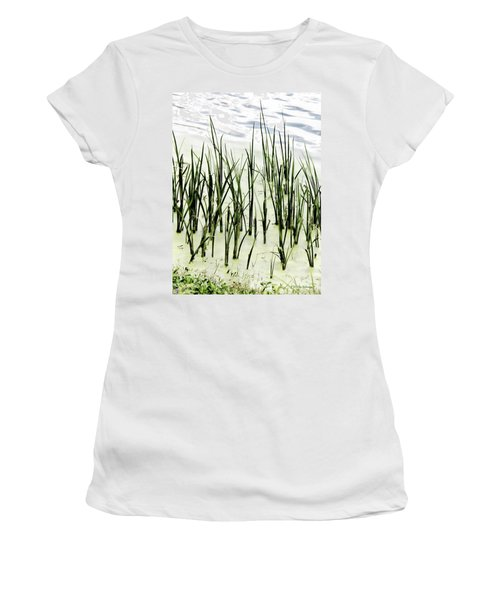 Slender Reeds Women's T-Shirt