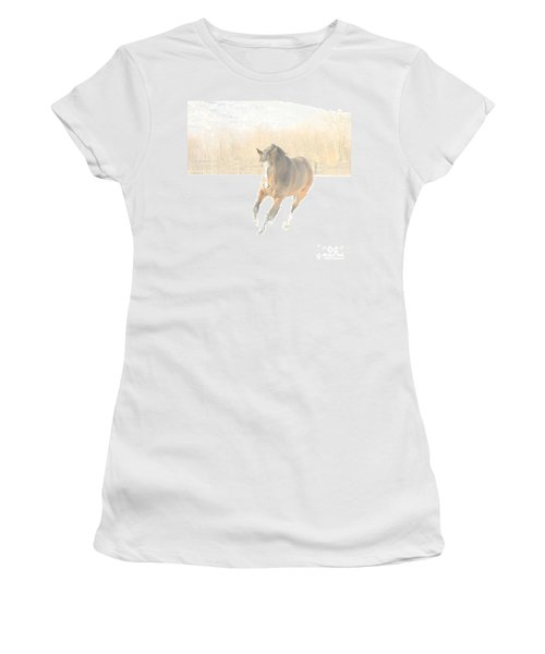 Snow Fun Women's T-Shirt
