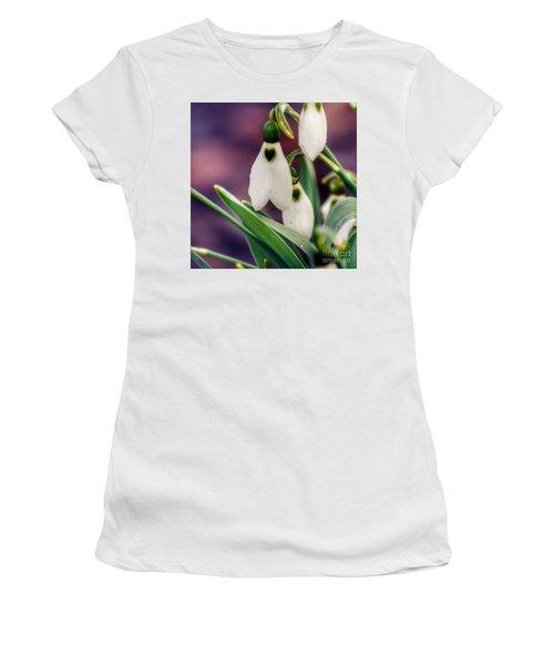 Snowdrops Women's T-Shirt