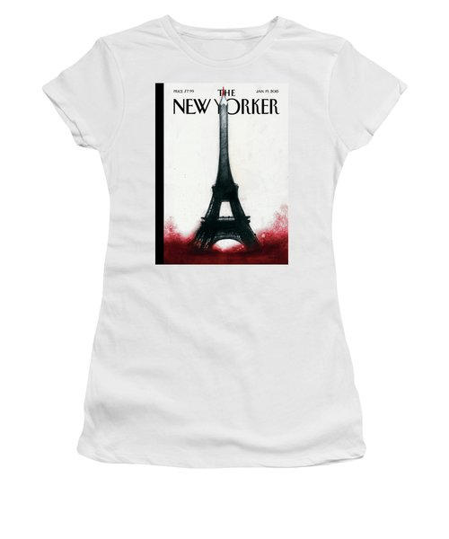 Solidarite Women's T-Shirt (Athletic Fit)