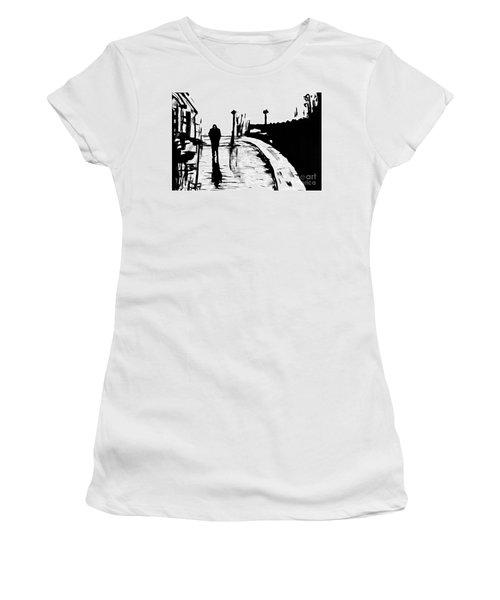 Solitude Women's T-Shirt (Athletic Fit)