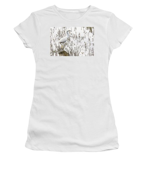 Solitude Women's T-Shirt (Athletic Fit)